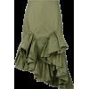 Marques AlmeidaRuffled Skirt - Skirts -