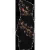 Martin Grant Belted Linen-Blend Dress - Vestiti -