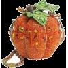 Mary Frances pumpkin bag - Torby z klamrą -