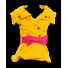Yellow top - T-shirts -