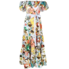 Mary Katrantzou shell print maxi dress - Dresses -