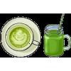 Matcha Green Tea Latte & Smoothie - Uncategorized -