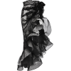 Maticevski Exuberant Ruffle Skirt - Skirts -