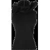 Maticevski Fruition Fluted Collar Top - Hemden - kurz -