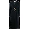 Matériel belted coat - Jaquetas e casacos -