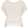 Maurices Crochet Cropped Poncho Top With - Westen -