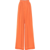 Max Mara Dolly silk-georgette wide-leg - Capri & Cropped -