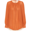 Max Mara Gettata silk blouse - Long sleeves shirts -