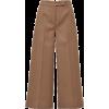 Max Mara Revere Wide-leg Pants - Spodnie Capri -
