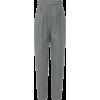 Max Mara Supremo Wool-Blend Tapered Pant - Pantaloni capri -