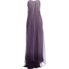 McQueen Purple gown, Autumn/Winter 2004 - Dresses -