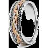 Men's Braided Wedding Band - Ringe - $699.00  ~ 600.36€