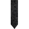 Men's Donald Trump Signature Collection Necktie Neck Tie Silk Black and Silver - Tie - $39.99
