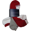Men's Tommy Hilfiger 3 Pack of Socks White/Red/Grey - Underwear - $34.00