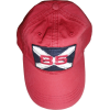 Men's Tommy Hilfiger Hat Ball Cap 85 Red with Logo - Beretti - $34.99  ~ 30.05€