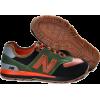 Men's new balance ML581GO 24 k - Sneakers -