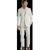 Men's seersucker suit (JosABank) - Ljudi (osobe) - $200.00  ~ 171.78€