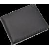 Men Premium and Rich Classic Black Genui - Wallets - $29.99