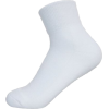 Mens Ankle Quarter Cotton Performance Sports Athletic Socks - 12 PAIRS - Colors Available White - Underwear - $17.99