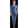 Mens Blue Suit - Uncategorized -