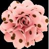 Men's Polka Dot Flower Lapel Pin - Other - $10.95
