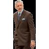 Men's brown suit (Vintage Dancer) - Sakoi -