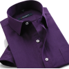 Men's purple shirt (Ali Express) - Long sleeves shirts -
