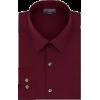 Men's red dress shirt (Van Heusen) - Shirts -