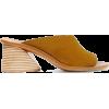 Mercedes Castillo Suede Mules - Sandals -