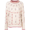 Mes Demoiselles round neck cable knit ju - Puloveri -
