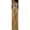 Metallic Dress - Kleider -