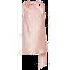 Mi Jong Lee One Shoulder Silk Bias Top - Koszulki bez rękawów -