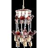Mica windmill camels decor - Möbel -
