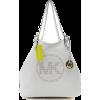 Michael Kors Perforated-Logo L - Torbice -