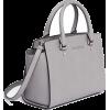 Michael Kors Gray Handbag - Hand bag -