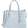 Michael Kors Light Blue Handbag - Hand bag -