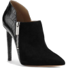 Michael Kors Samara Black Ankle Boot - Boots -
