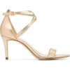 Michael Michael Kors metallic sandals - Sandals -