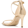 Michael Michael Kors metallic sandals - Sandalen -