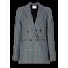 Michelle Waugh Plaid Jacket - Jaquetas e casacos -