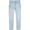 Mid Blue Jeans - Jeans -