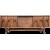 Mid Century Brasilia style Sideboard - Furniture -