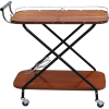 Mid-Century French Drinks Trolley 1960s - Möbel -