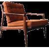 Mid-Century Modern Danish Lounge Chair - Namještaj -