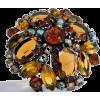 #MidCentury #Rhinestone #Brooch #Juliana - Other jewelry - $119.00  ~ 102.21€