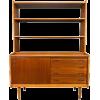 Mid century modern bookshelf - Furniture -