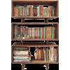 Midcentury modern bookshelves - Мебель -