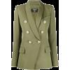 Military. Green. Jacket - Chaquetas -