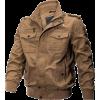 Military Style Coat - Jacket - coats -