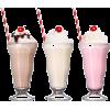 Milkshake - ドリンク -